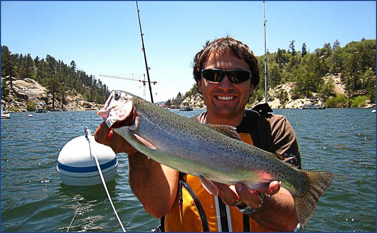 Bbm fishing bait charter service for Big fish lake