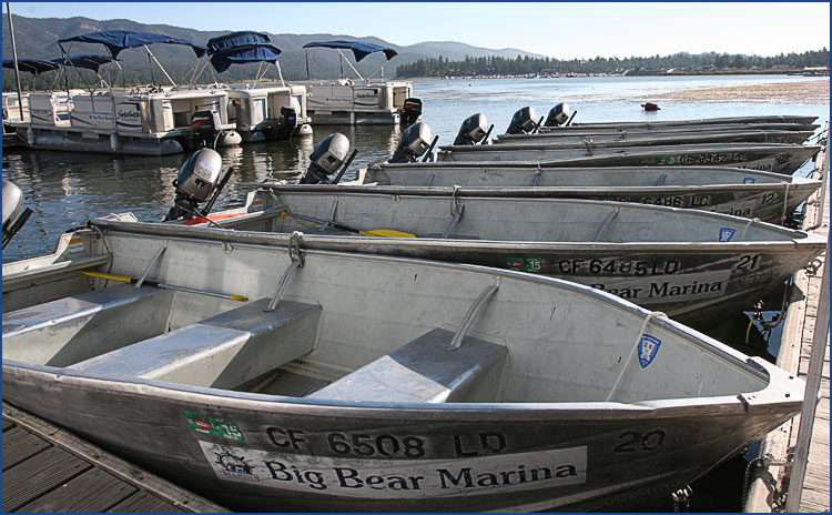 Fishing Boat Rentals