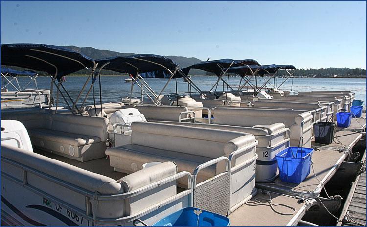 Bbm Pontoon And Fishing Boat Waverunner And Kayak Rentals