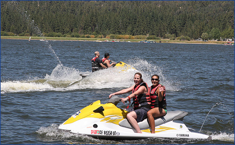 Big Bear Marina | Boat Rentals for Pontoon, Fishing